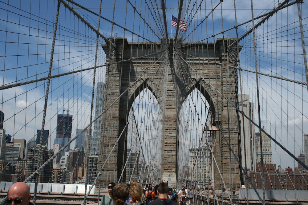 New York 5 Boro Bike Tour