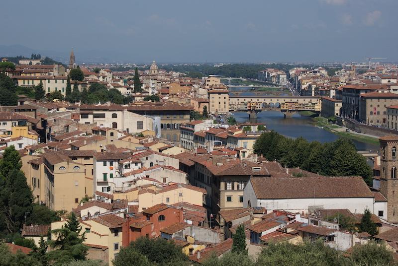 Fietsreis Eurocities 2020 Italië