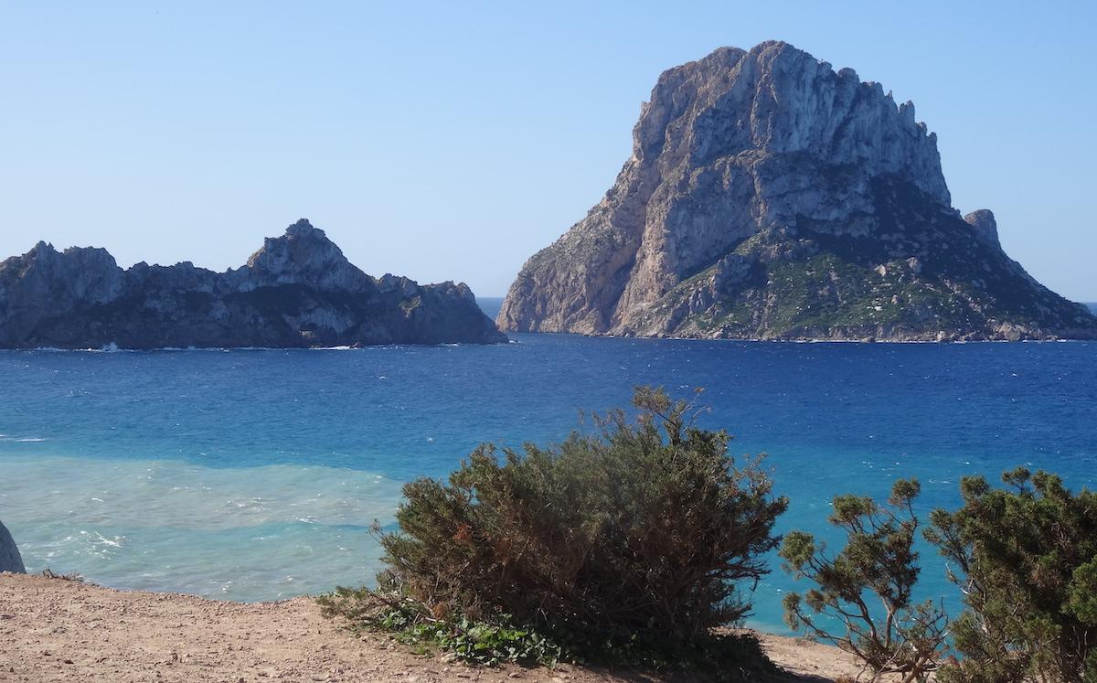 Fietsreis Ibiza
